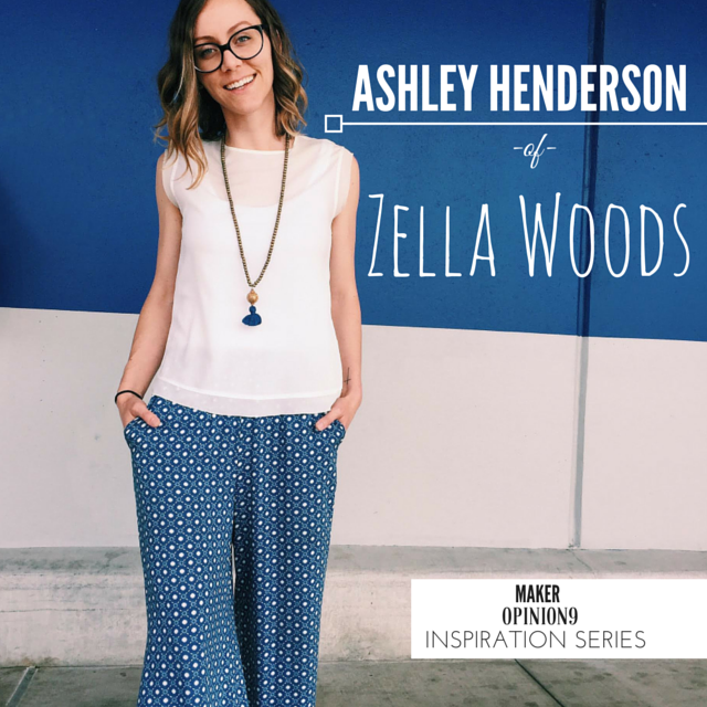 Inspiration from Ashley of Zella Woods via www.opinion9.com