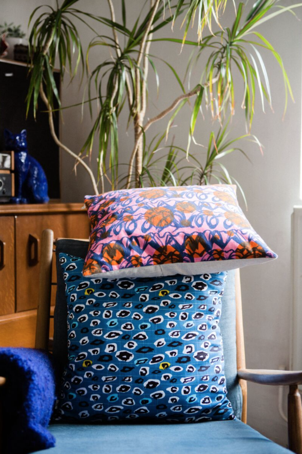 Colours + Patterns with Charles of Lloyd