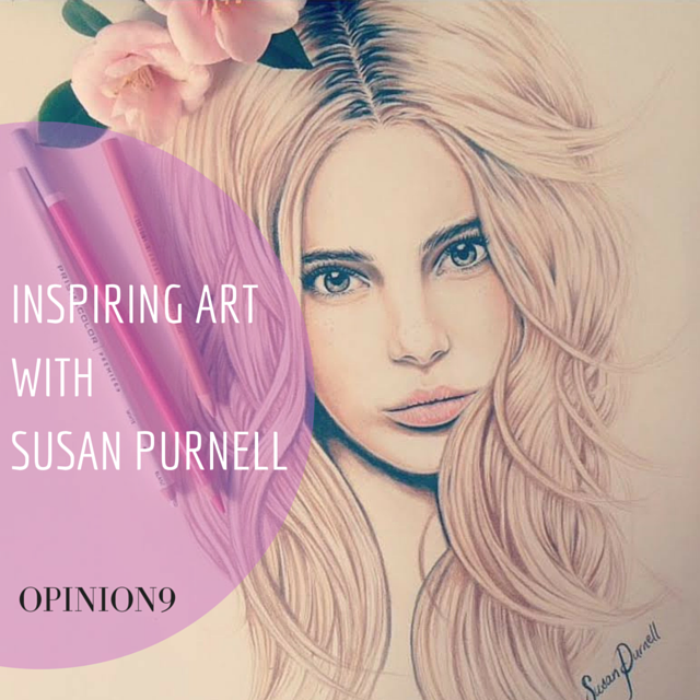 Inspiring Art with Susan Purnell