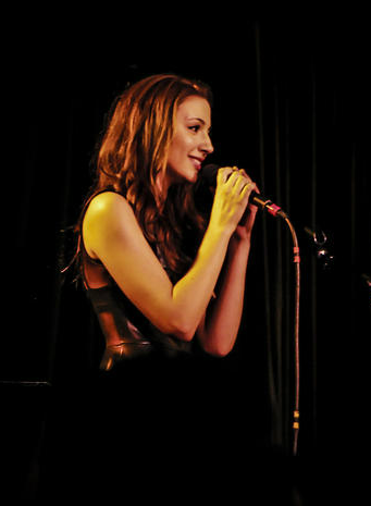 Onstage with Brittney Bertier- actress/singer/dancer interview via opinion9.com