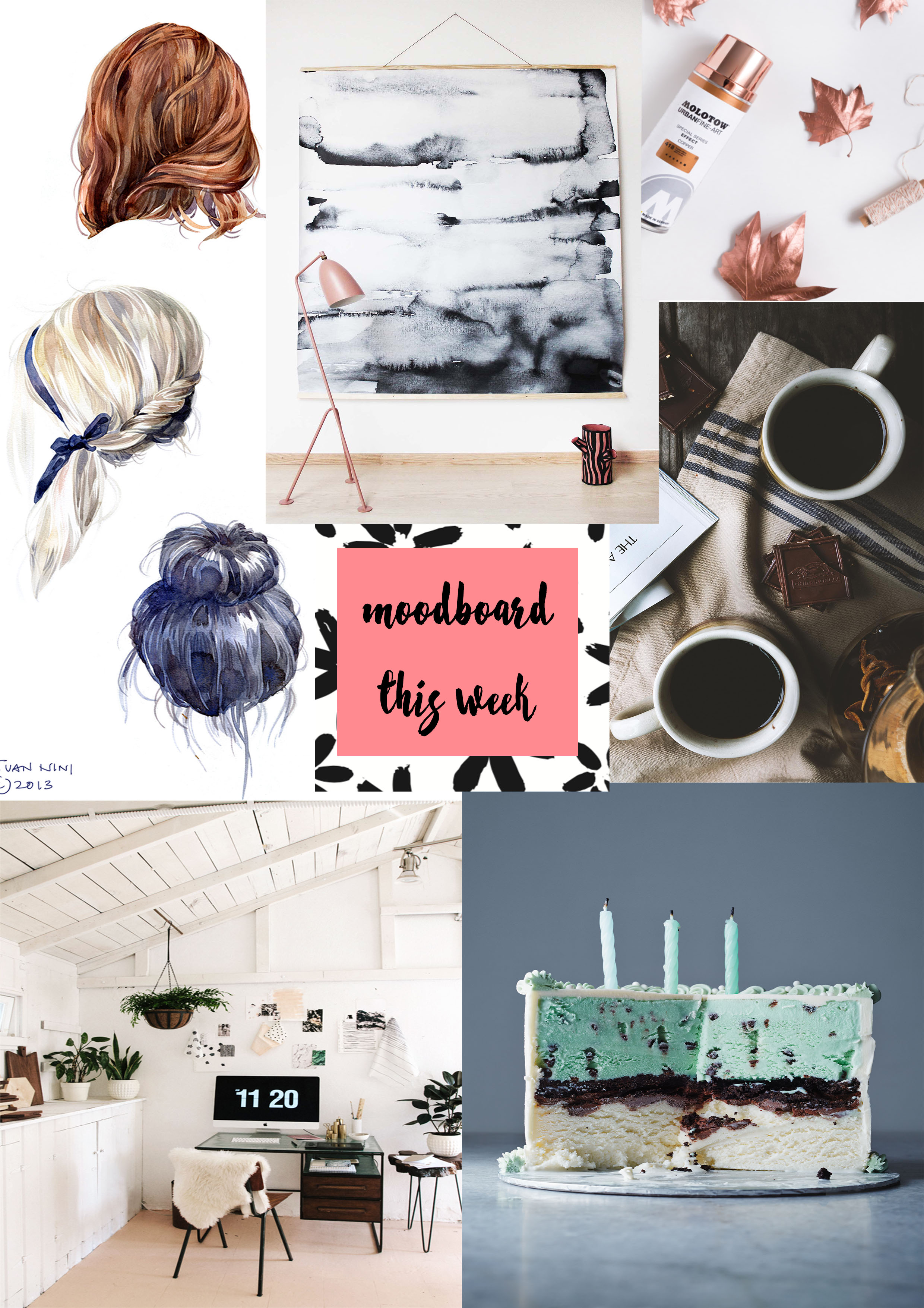 moodboard-3-11-15 // stuff that's inspiring me this week via Opinion9.com