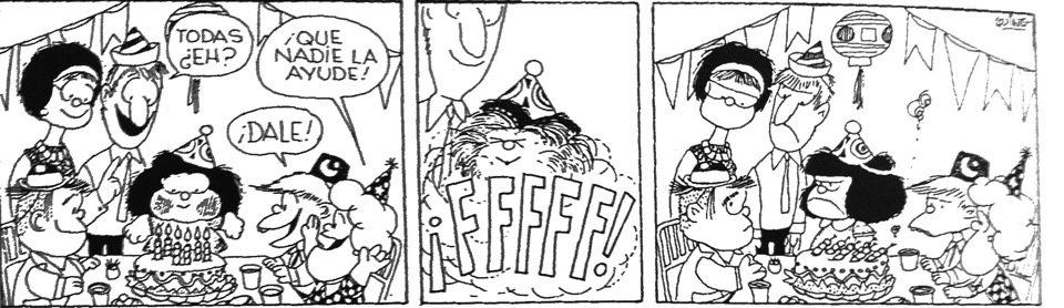 Mafalda Cumple