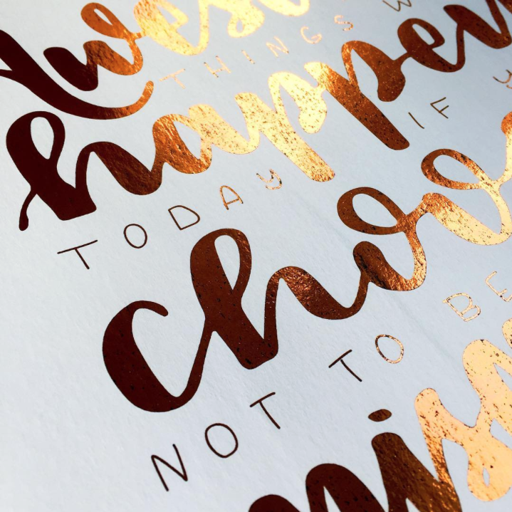 #Simple Alphabets Lettering Inspiration: Milly of Blink Lettering