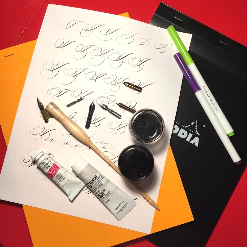 Real Life Lettering Inspiration: Vol 2 via Opinion9