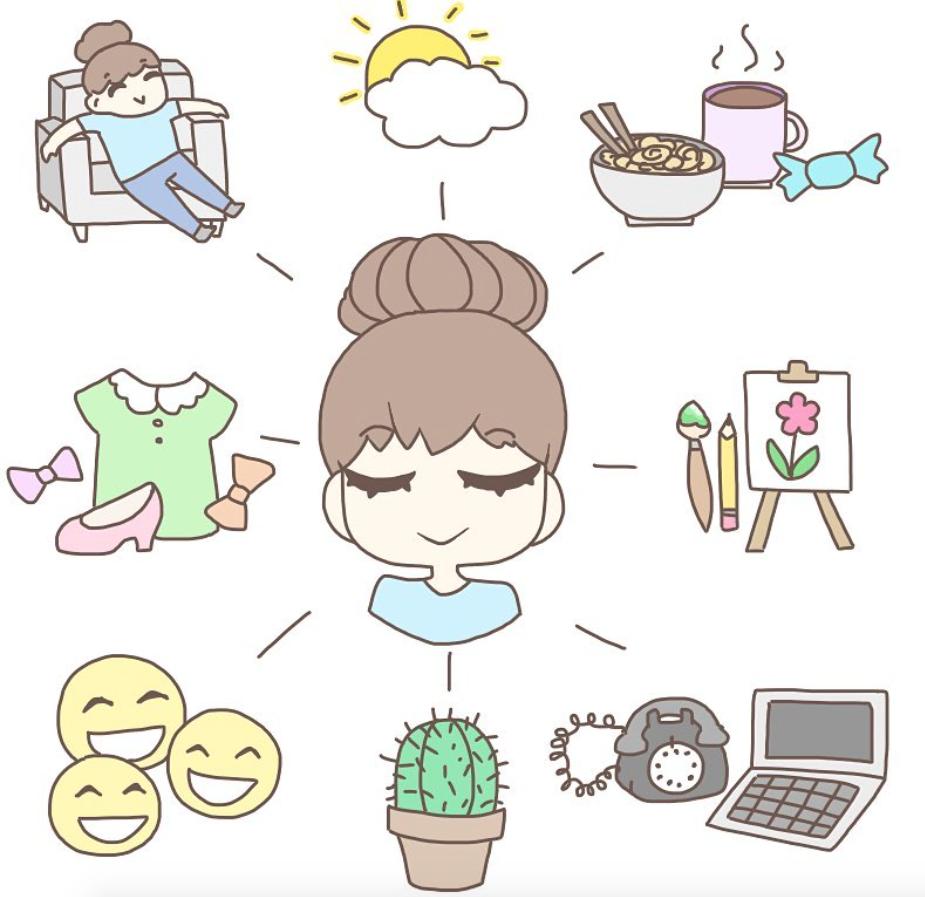 Cute Digital Art by Ureshii Chan- an interview series on Opinion9.com